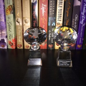 Publisher of the Year in 2013 – Hurrah!