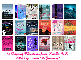 12 Day's of Christmas Sale on Kindle