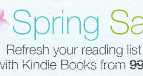 Spring Promotion on Kindle UK – some fabulous Choc Lit favourites!