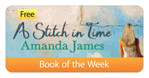 A Stitch in Time FREE as Book of the Week on the iBookstore