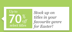Kobo Easter Sale!