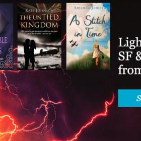 Kobo Lightning SF & Fantasy Sale