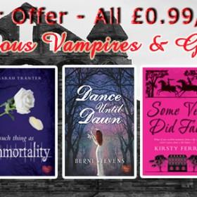 Gorgeous Vampires & Ghosts Sale