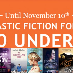 Fantastic Fiction Sale on Kobo