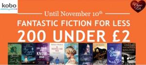 Fantastic Fiction Sale