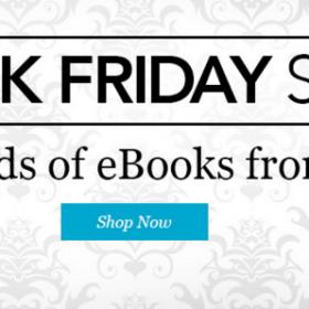 Black Friday Sale on Kobo