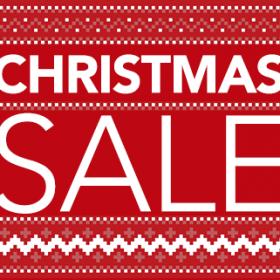 Christmas Sale at Kobo