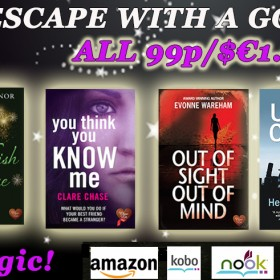 Time to Escape with a Good Book – Jan Sale!