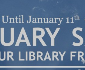 January Sale at Kobo – Fill your Library from 99p