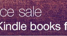Romance Sale on Kindle UK