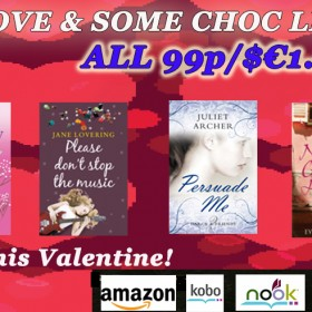 Time for Some Love – Valentine Sale