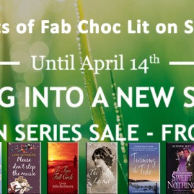 Kobo First in Series Spring Sale