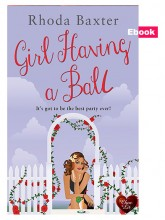 GIRL HAVING A BALL BY RHODA BAXTER