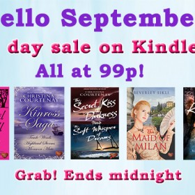 Hello September – One Day Sale Kindle UK