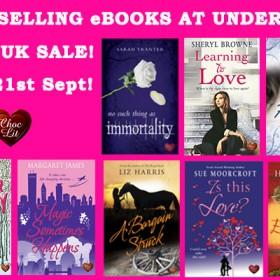 Kobo Bestselling eBook Sale