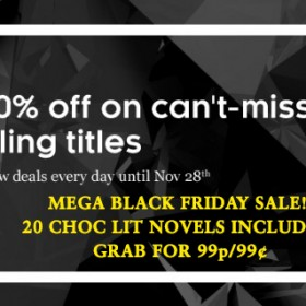 Black Friday Sale from Kobo