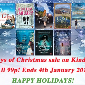 Twelve Days of Christmas Sale on Kindle UK