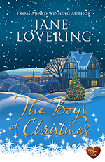 The Boys of Christmas by Jane Lovering