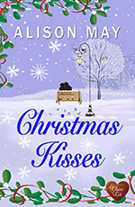 Christmas Kisses by Alison May