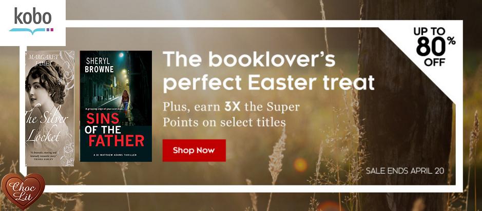 Kobo UK Easter Sale