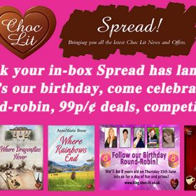 June's Spread – birthday news, deals, new release and competitions!