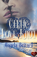 Celtic Love Knot by Angela Britnell
