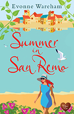 Summer in San Remo by Evonne Wareham