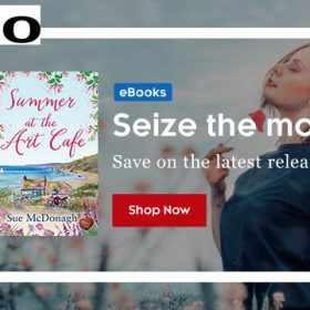New Release Sale on Kobo UK