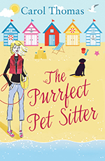 The Purrfect Pet Sitter by Carol Thomas