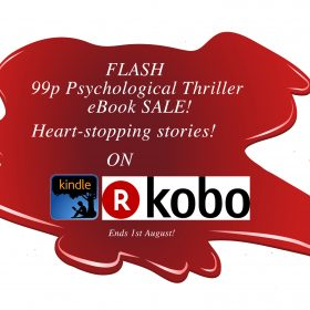 Heart-stopping thriller sale!