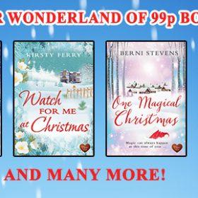 Winter wonderland of festive offers from 99p/¢