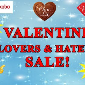 Valentine Sale for both LOVERS & HATERS ON KOBO UK & ANZ