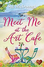 Meet Me at the Art Cafe by Sue McDonagh