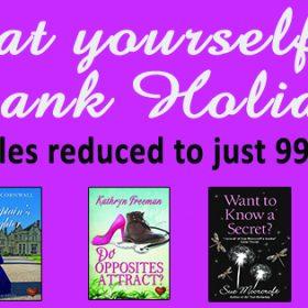 Kindle UK Bank Holiday Sale!