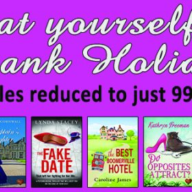 Bank holiday weekend sale!