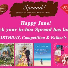 June Spread has landed!