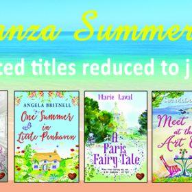 Bonanza 99p Summer Sale!