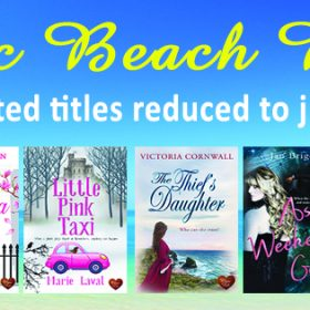Grab your beach read for 99p!