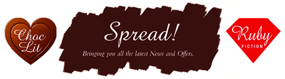 Bringing you all the latest news and offers from Choc Lit & Ruby Fiction
