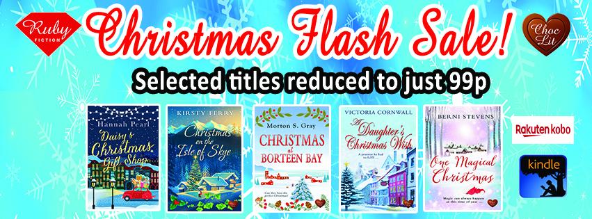 Christmas 99p Romance Sale