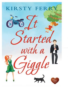 It Started with a Giggle by Kirsty Ferry