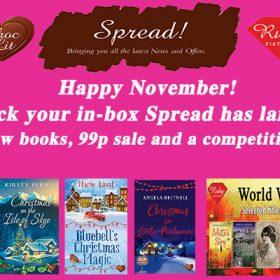 November's Spread has landed!