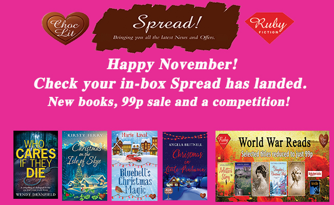 November's Spread - deals, news & competition