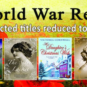 World War Reads Sale!