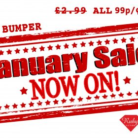 Start the New Decade with our Bumper Sale!