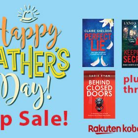 Father's Day 99p Sale!
