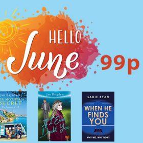 Hello June 99p Sale
