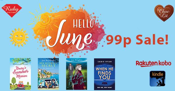 Hello June 99p Sale!