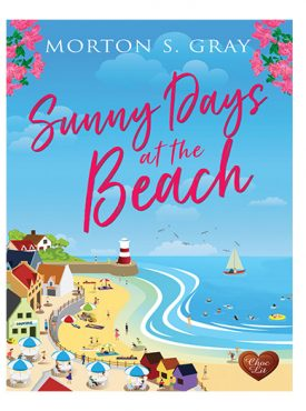 Sunny Days at the Beach by Morton S Gray
