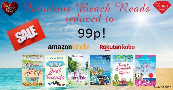 Beach Reads Sale
